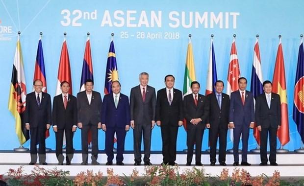 La connectivite de l'ASEAN pour construire une communaute resiliente et innovante hinh anh 1