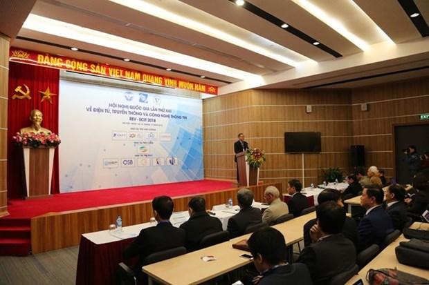 Le Vietnam cherche a developper les technologies de l'information vers la 4e revolution industrielle hinh anh 1