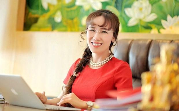 La PDG de Vietjet nommee dans la liste Bloomberg 50 en 2018 hinh anh 1