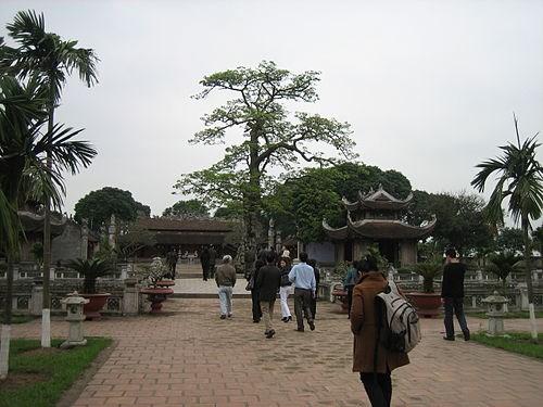 Hai Duong: destinations historiques officiellement nommees sites de reliques nationales hinh anh 1