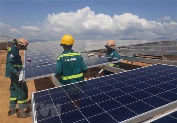 Le Vietnam fait plus d'efforts pour la croissance verte hinh anh 1
