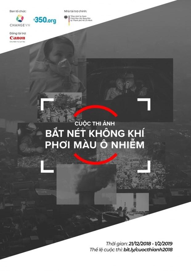 Un concours de photos vise a la protection de l'environnement hinh anh 1