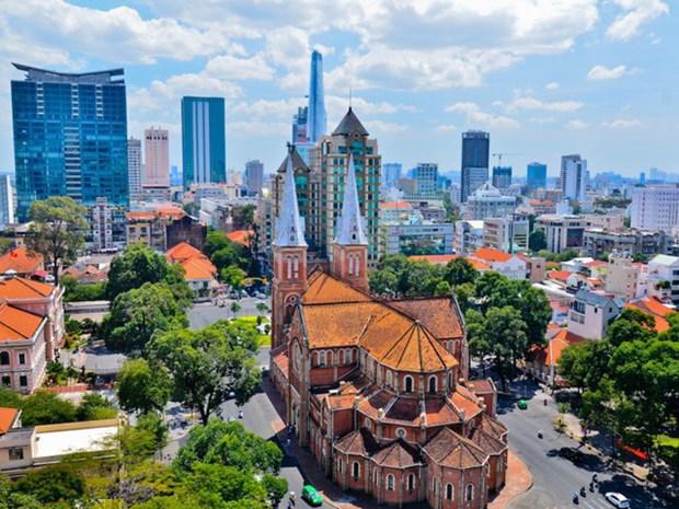 HCM-Ville parmi les destinations touristiques les plus impressionnantes au monde hinh anh 1