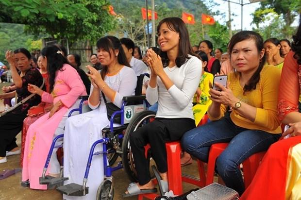 Enquete : environ 6,2 millions de Vietnamiens sont handicapes hinh anh 1