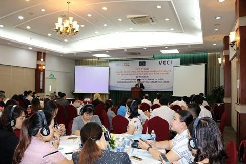 Promouvoir les pratiques de responsabilite sociale des entreprises au Vietnam hinh anh 1