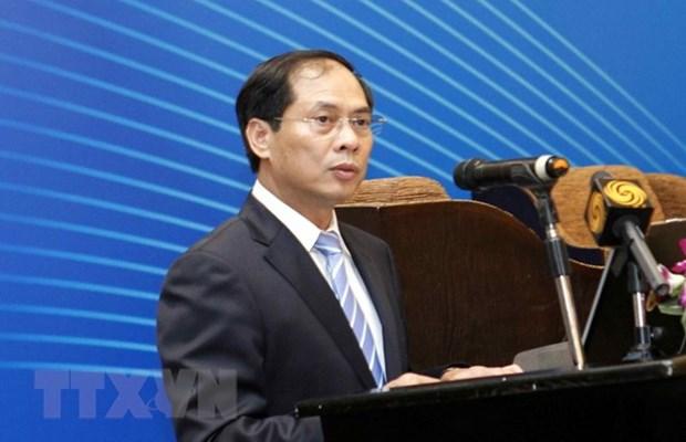 Le Vietnam participe a la reunion des Sherpas du G20 au Japon hinh anh 1