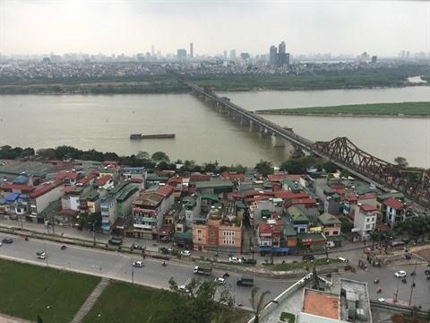 Le pont Long Bien, vestige historique de la capitale hinh anh 1
