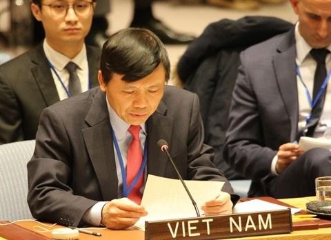 Les implications securitaires du changement climatique discutees a l'ONU hinh anh 1