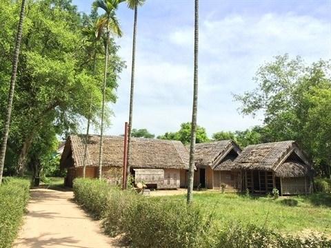 A la decouverte du pays natal du President Ho Chi Minh hinh anh 1
