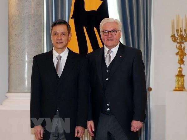 Le Vietnam souhaite renforcer ses liens avec l'Allemagne hinh anh 1