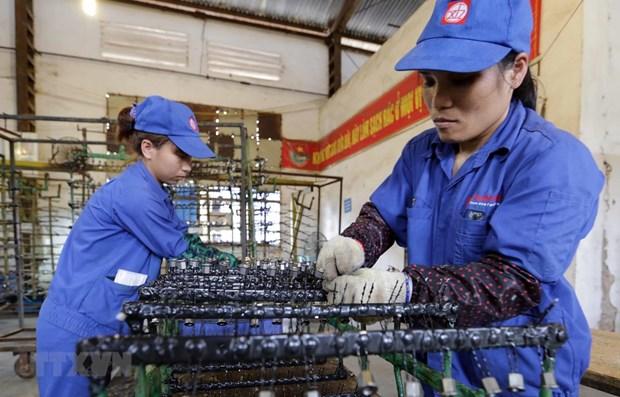Le Japon veut promouvoir les investissements dans l'industrie de fabrication au Vietnam hinh anh 1