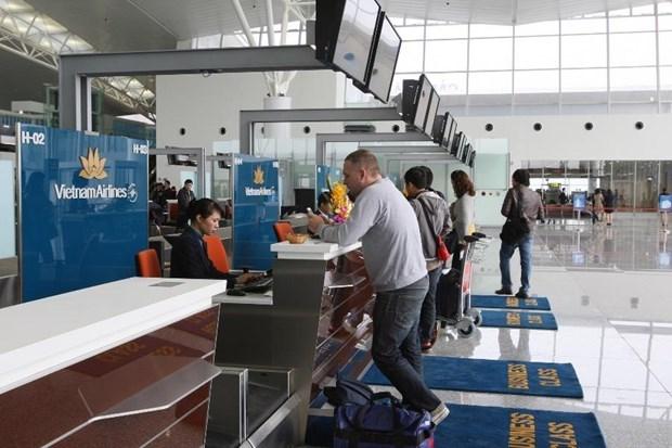 Vietnam Airlines lance une nouvelle fonctionnalite de carte d'aeroport hinh anh 1