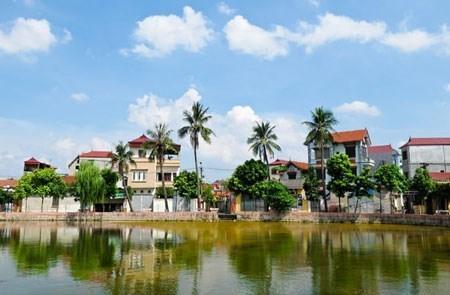 Nouvelle ruralite : 4.144 communes du pays satisfont aux normes hinh anh 1