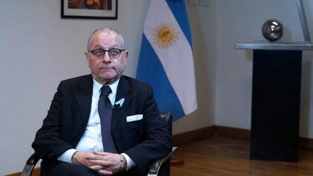 L'Argentine apprecie ses liens de cooperation avec l'Asie hinh anh 1