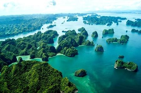 Baie d'Ha Long, une destination unique dans la vie hinh anh 1
