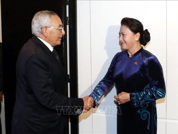 L'echange entre les peuples est important pour les relations Vietnam-Maroc hinh anh 1