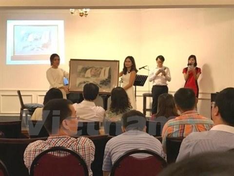 L'association Dong Hanh a Singapour octroie 32 bourses d'etude a des etudiants vietnamiens hinh anh 1