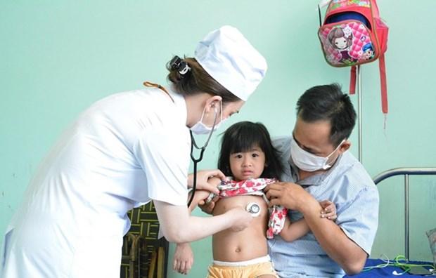 Plus de 3.300 cas suspects de rougeole signales a HCM-V hinh anh 1