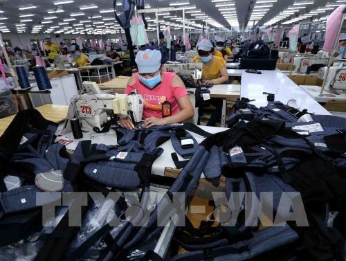 Dong Nai beneficie d'un excedent commercial au premier trimestre hinh anh 1
