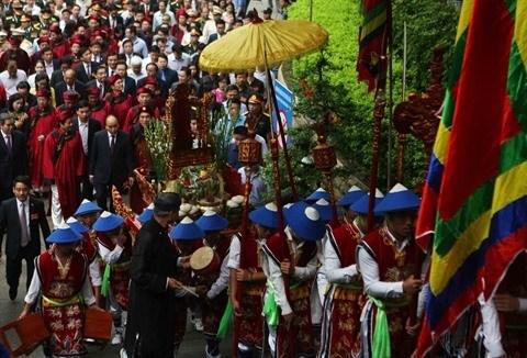 Fete des rois Hung : Phu Tho prete a accueillir des visiteurs hinh anh 1