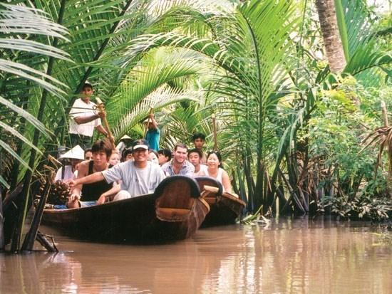 Can Tho developpe le modele du village touristique vert du Mekong hinh anh 1