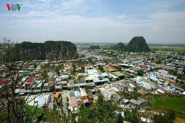 Les montagnes de Marbre de Danang hinh anh 1