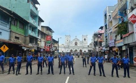 Attaques au Sri Lanka: messages de condoleances de dirigeants vietnamiens hinh anh 2