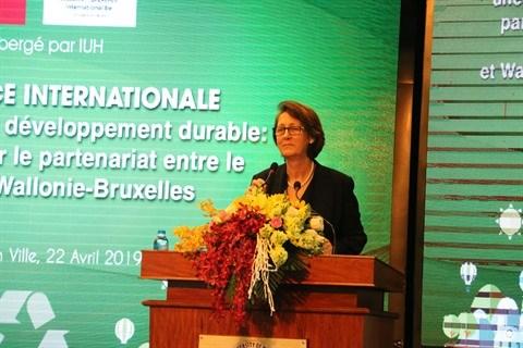 Vietnam - Wallonie-Bruxelles: priorite au partenariat en environnement hinh anh 1