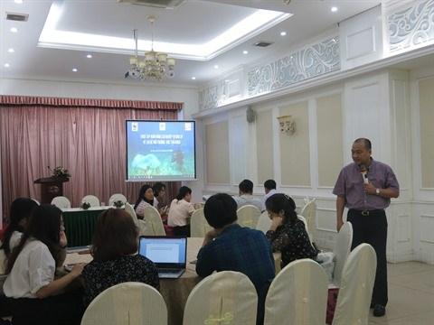 Journalisme: la protection de la nature au cœur d'une formation a Hanoi hinh anh 2