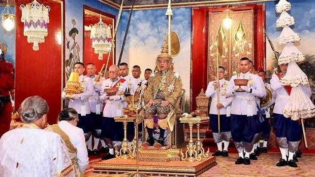 Le dirigeant Nguyen Phu Trong felicite le roi de Thailande pour son couronnement hinh anh 1