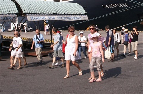 Le tourisme de croisiere peine a surfer sur la vague hinh anh 1
