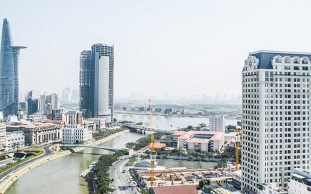 HCM-Ville: 46,8% de l'IDE assigne au secteur immobilier hinh anh 1