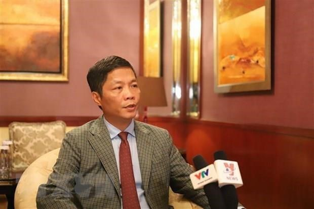 Le Vietnam et la Norvege renforcent leur partenariat economique et commercial hinh anh 1