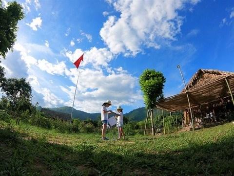 Vacances d'ete: les ateliers pour enfants rayonnent hinh anh 1