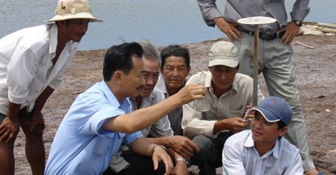 La Belgique aide le Vietnam dans la gestion de l'eau hinh anh 1