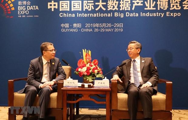 Le Vietnam renforce la cooperation avec les localites du sud-ouest de la Chine hinh anh 1