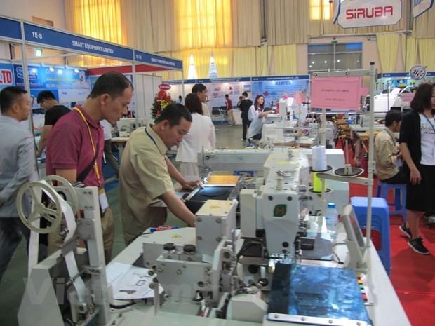 Bons resultats dans le secteur de l'industrie et du commerce en 2018 hinh anh 1