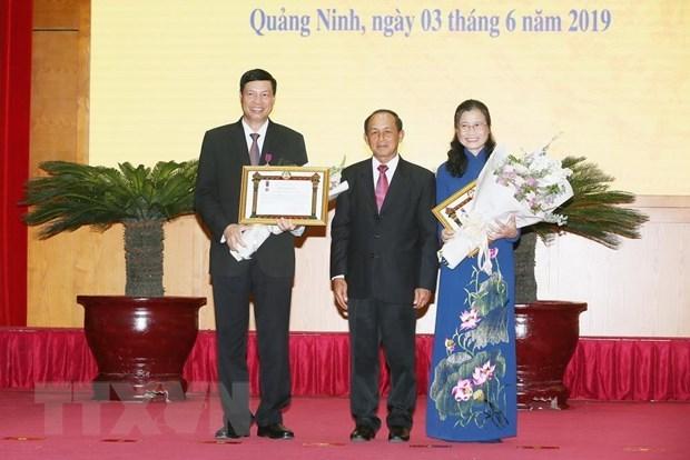 Quang Ninh et les provinces du Nord du Laos cherchent a elargir leur cooperation hinh anh 1