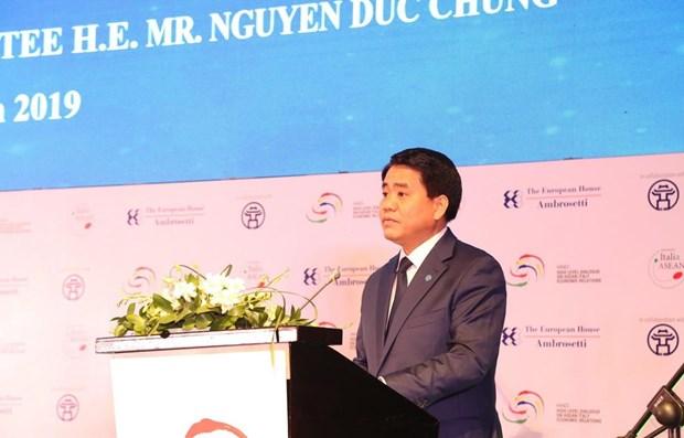 Hanoi promeut la cooperation avec des entreprises italiennes hinh anh 1