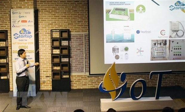 Le concours de startup IoT lance a Ho Chi Minh-Ville hinh anh 1