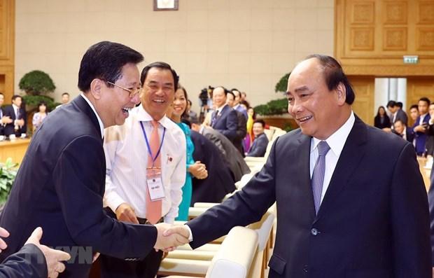 L'economie privee doit encore se developper (PM Nguyen Xuan Phuc) hinh anh 1