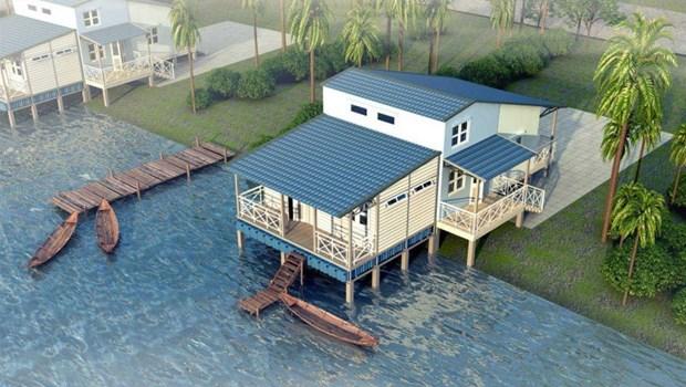 Des laureats du concours de conception de logements pour les zones rurales du Vietnam recompenses hinh anh 1