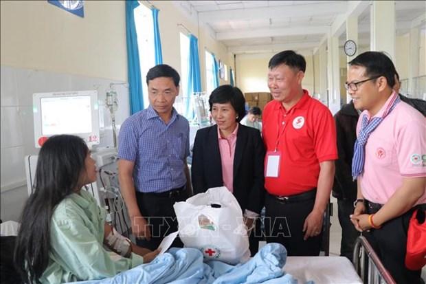 Lam Dong : coup d'envoi de l'Itineraire rouge 2019 hinh anh 1