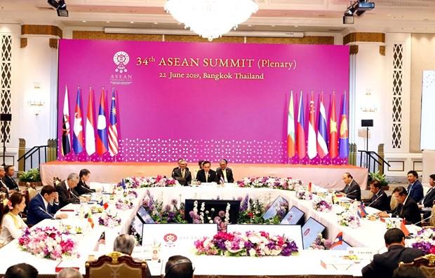 Le Premier ministre thailandais annonce les resultats du 34eme sommet de l'ASEAN hinh anh 1