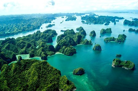 Baie d'Ha Long, l'une des destinations de croisiere les plus photographiees au monde hinh anh 1