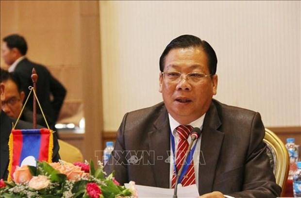 Vietnam et Laos renforcent la cooperation dans la lutte contre la criminalite hinh anh 1