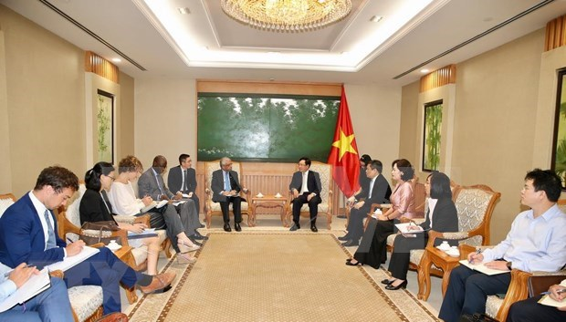 Le Vietnam simplifiera des formalites de reception du fonds d'APD hinh anh 1