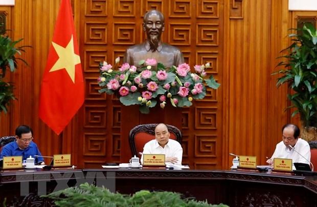 Le PM demande plus d'efforts pour renforcer les liens commerciaux avec des partenaires cles hinh anh 1