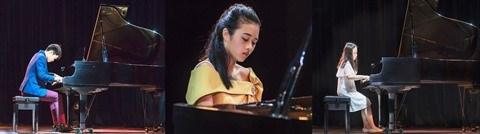 """Des concours de piano mondiaux """"debarquent"""" au Vietnam hinh anh 2"""