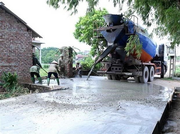 Thua Thien-Hue mobilise plus de 3.210 milliards de dongs pour la construction de Nouvelle ruralite hinh anh 1